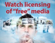 Watch licensing of
